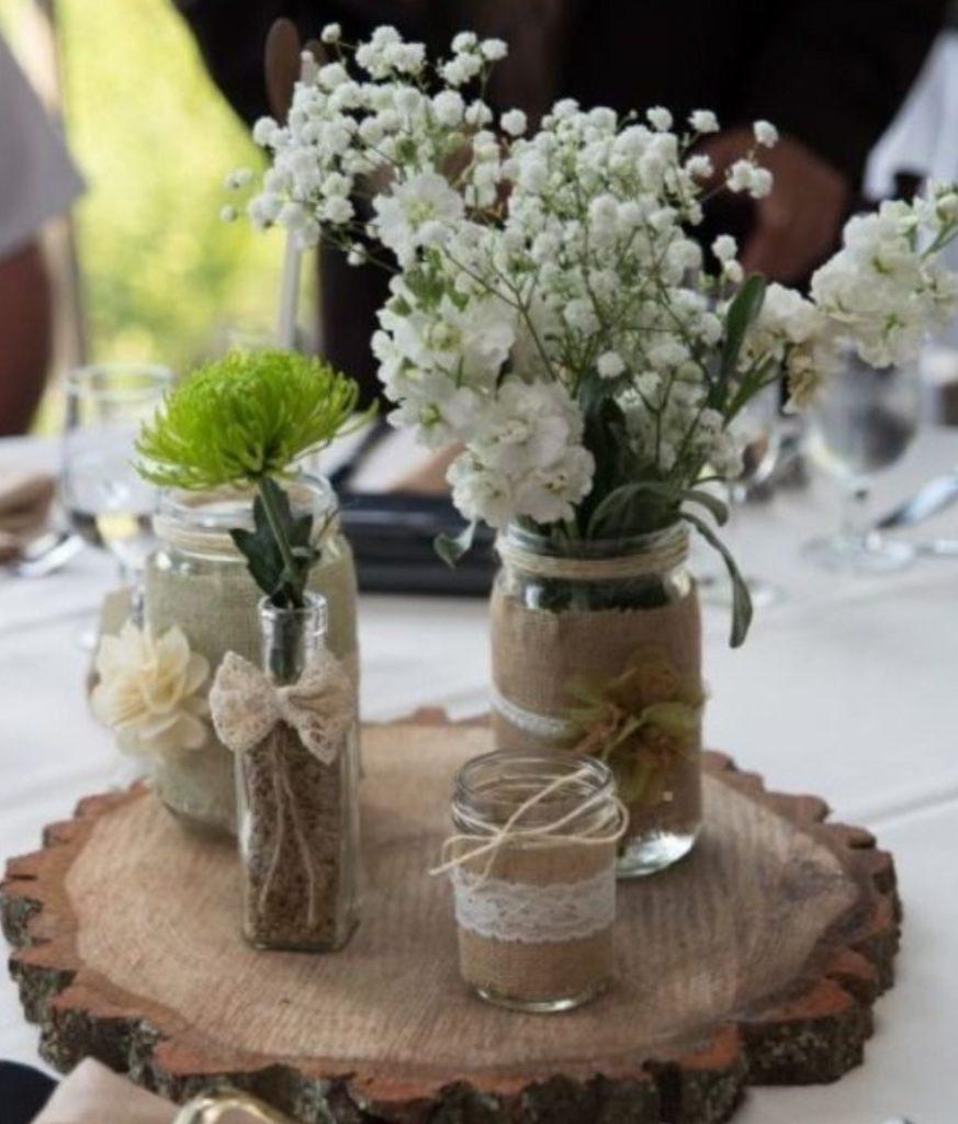 Centros de mesa para boda 135 fotos con dise os increibles - Centros de mesa otonales ...