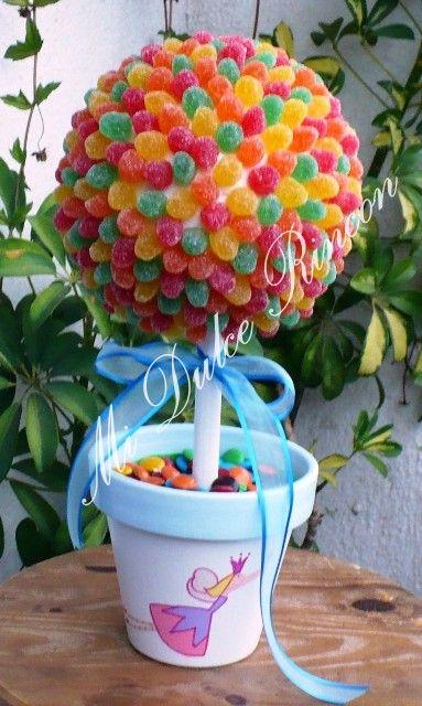 89 centros de mesa para cumplea os y fiestas infantiles - Manteles de cumpleanos infantiles ...