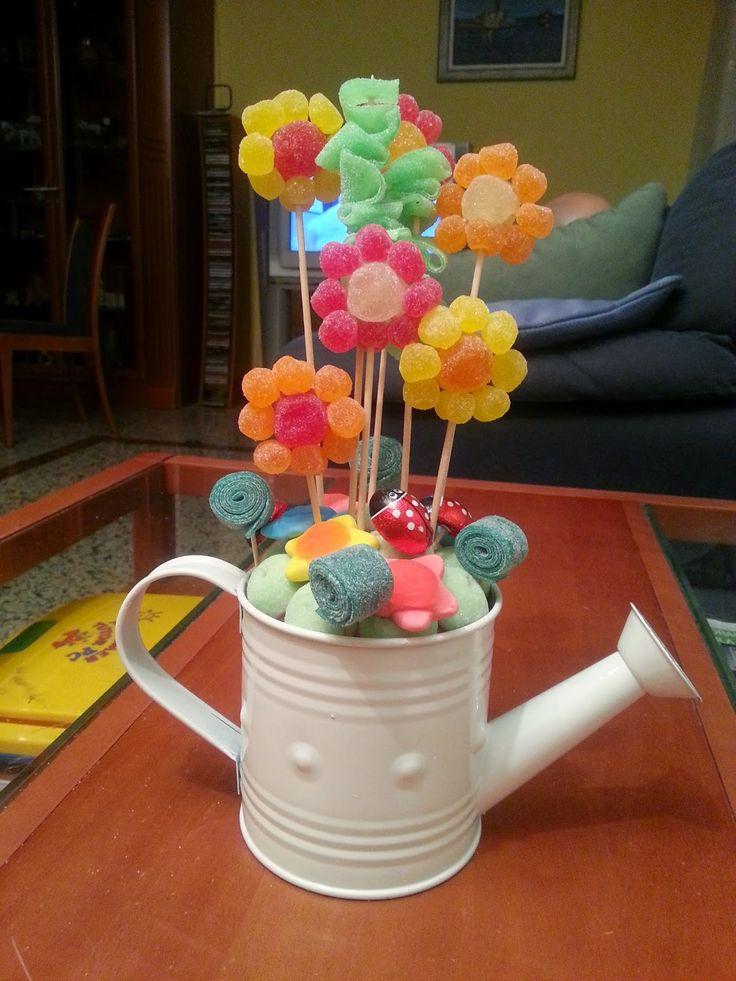 89 centros de mesa para cumplea os y fiestas infantiles for Regalos para fiestas de cumpleanos infantiles