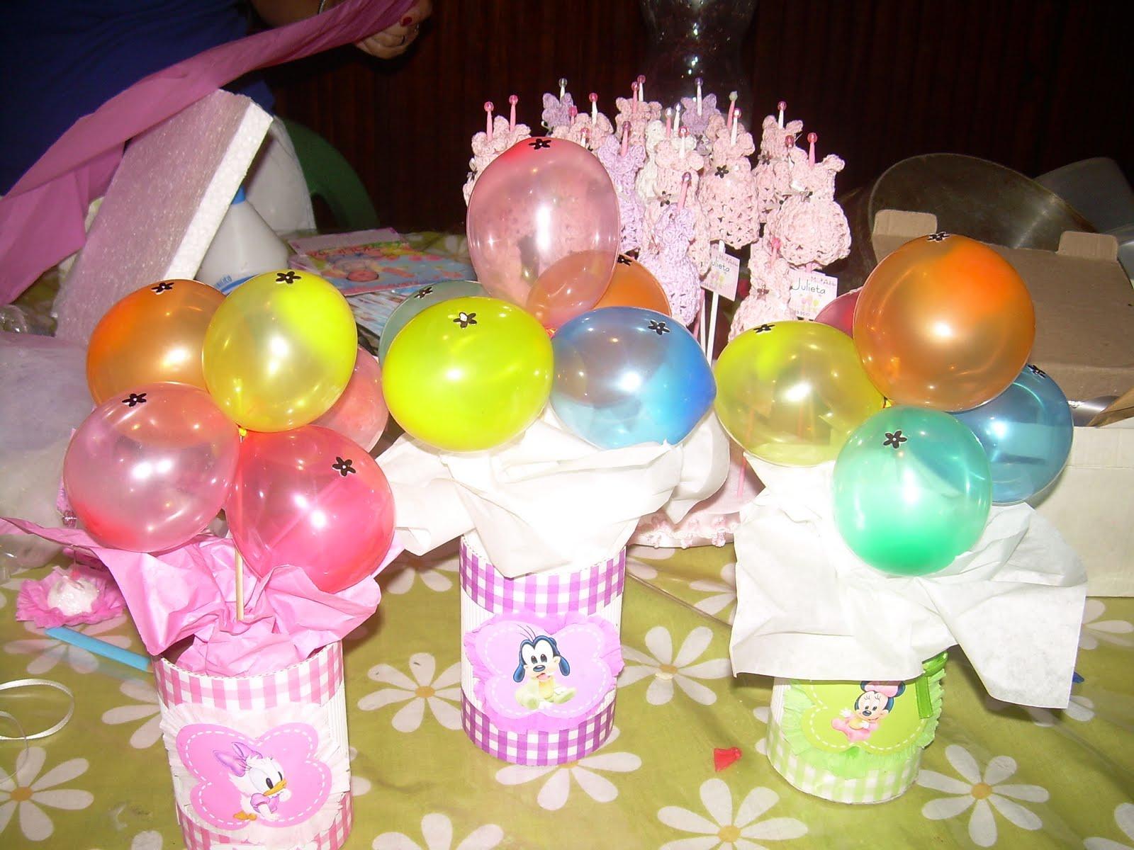 89 centros de mesa para cumplea os y fiestas infantiles for Decoraciones faciles y economicas