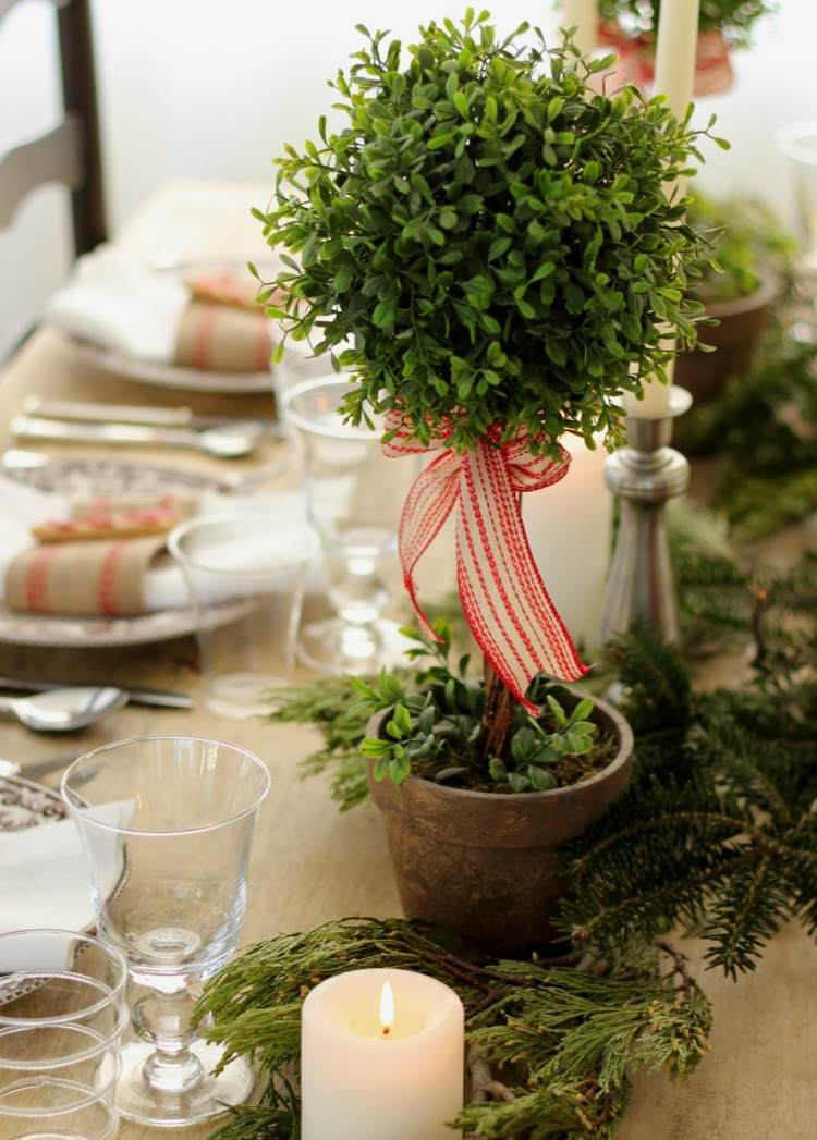 Centros de mesa azules rojos amarillos verdes rosas y m s - Centros de mesa navidad 2014 ...