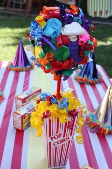 89 Centros De Mesa Para Cumpleaños Y Fiestas Infantiles