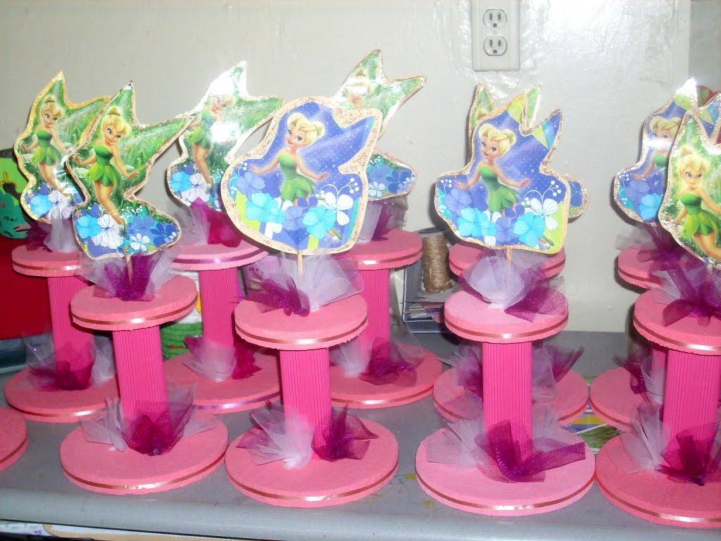 89 centros de mesa para cumplea os y fiestas infantiles for Mesas cumpleanos infantiles