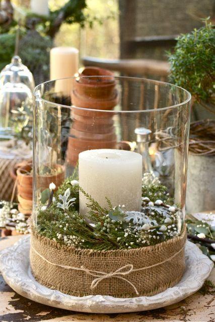 Centros de mesa arreglos y decoraci n para bautizo for Decoracion bautizo en casa