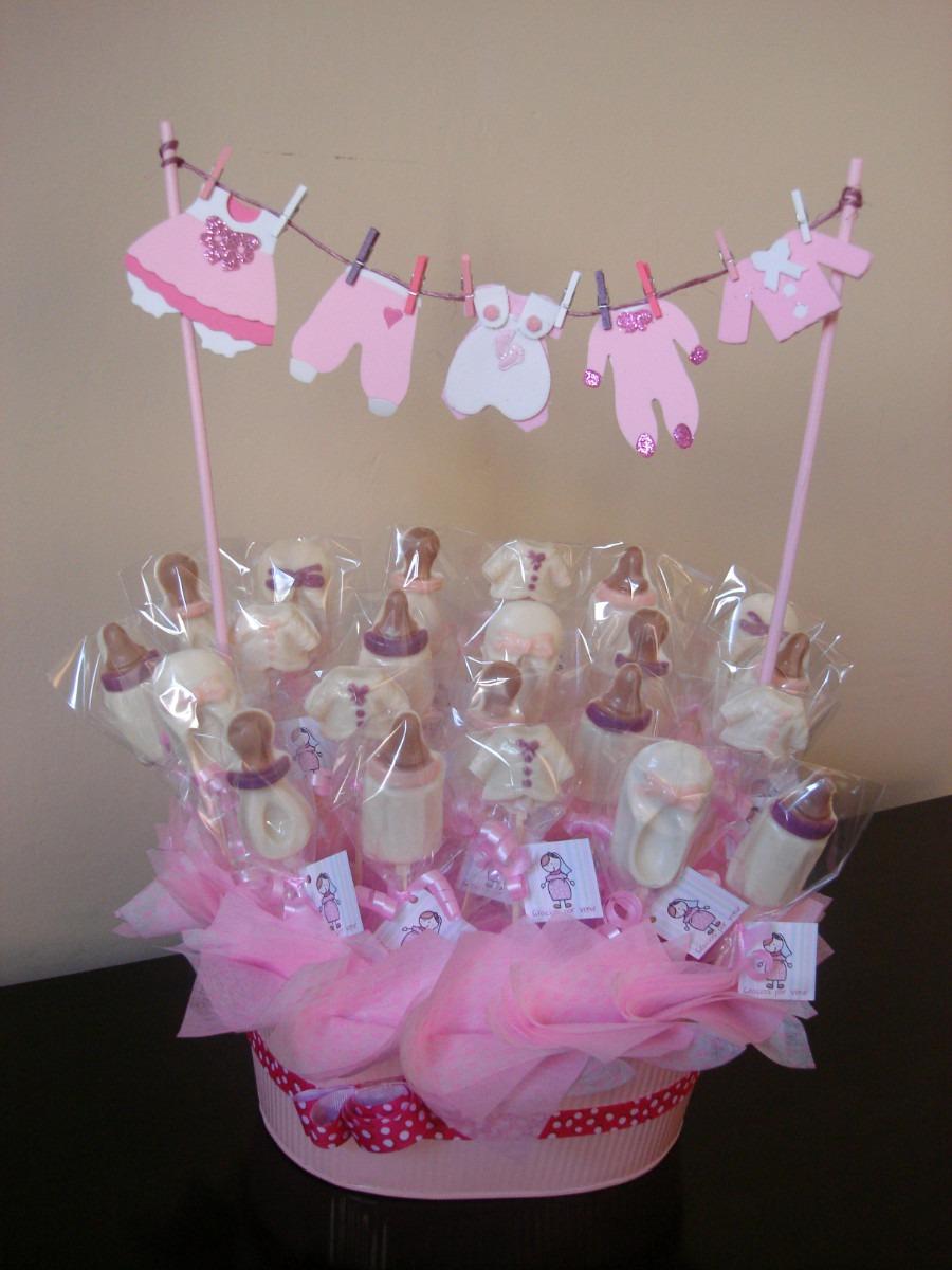 Mesa Principal Baby Shower.Baby Shower Nina Decoracion Mesa Unpastiche Org