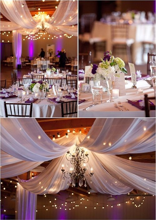 bf72b046e Tres ideas super elegantes y finas para decorar salones de fiestas