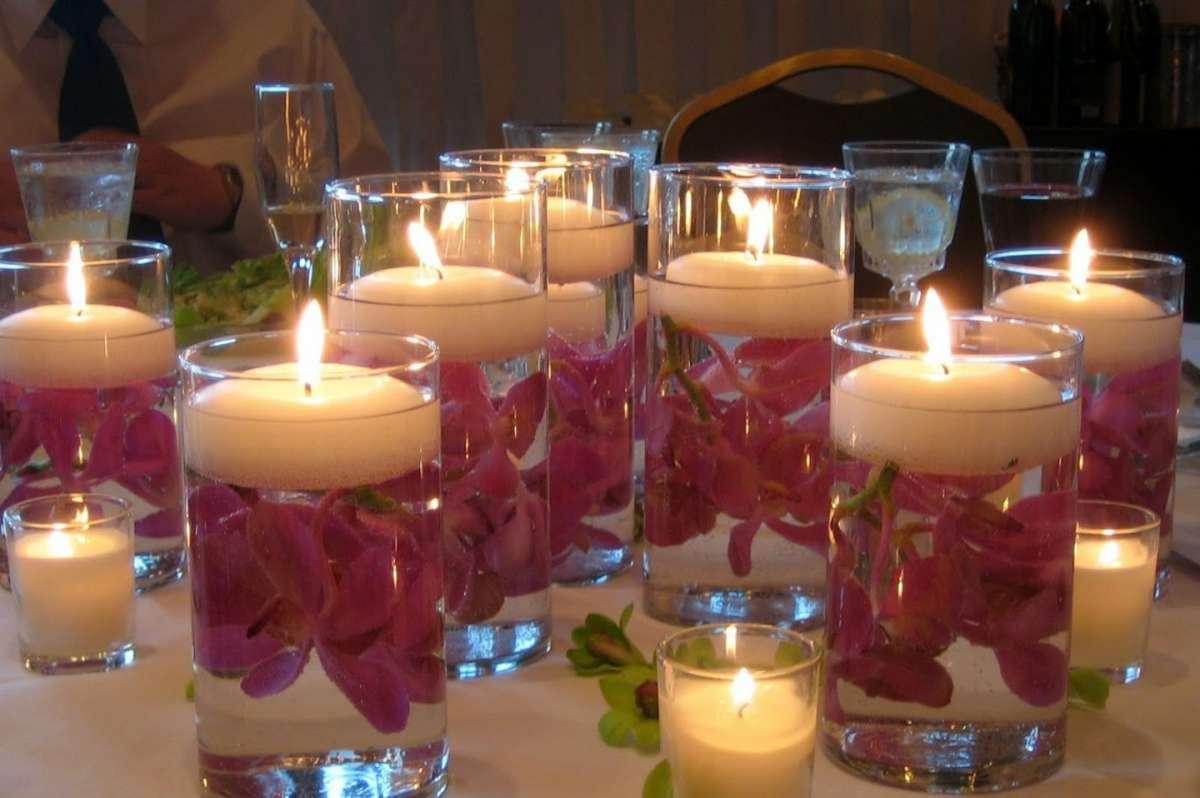 Centros de mesa para boda 2018 sencillos elegantes y for Centros de mesa para bodas sencillos y economicos