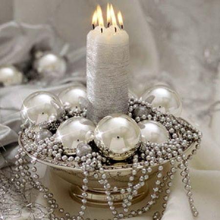 Centros de mesa para boda 2019 sencillos elegantes y - Decoracion para bodas de plata ...