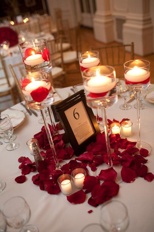 Centros de mesa para boda 2019 sencillos elegantes y - Bodas sencillas y romanticas ...