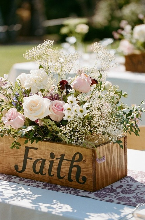Arreglos florales vintage para bodas y 15 a os for Ambientacion decoracion 15 anos