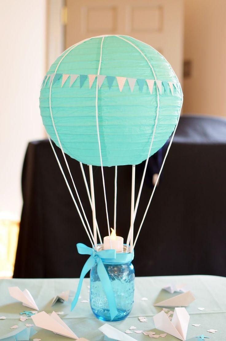 Arreglos para baby shower de ni o y ni a ideas increibles - Ideas para baby shower de nino ...