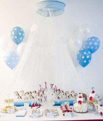 Arreglos Para Baby Shower De Nino Y Nina Ideas Increibles