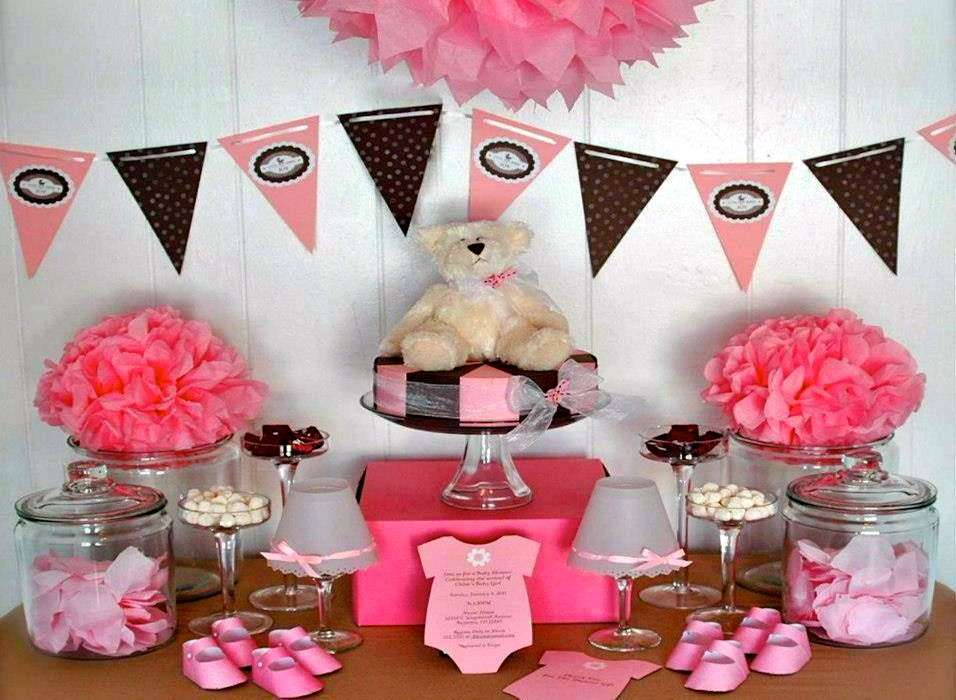 Ideas De Decoracion Baby Shower Nina.Arreglos Para Baby Shower De Nino Y Nina Ideas Increibles