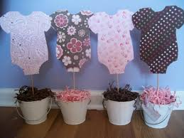Arreglos Faciles Para Baby Shower.Arreglos Para Baby Shower De Nino Y Nina Ideas Increibles
