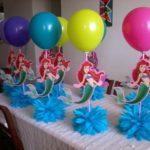Centros de mesa con globos muy originales y económicos