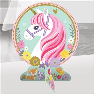 Centros de mesa de unicornio ideas increibles y originales for Diseno de mesa de unicornio