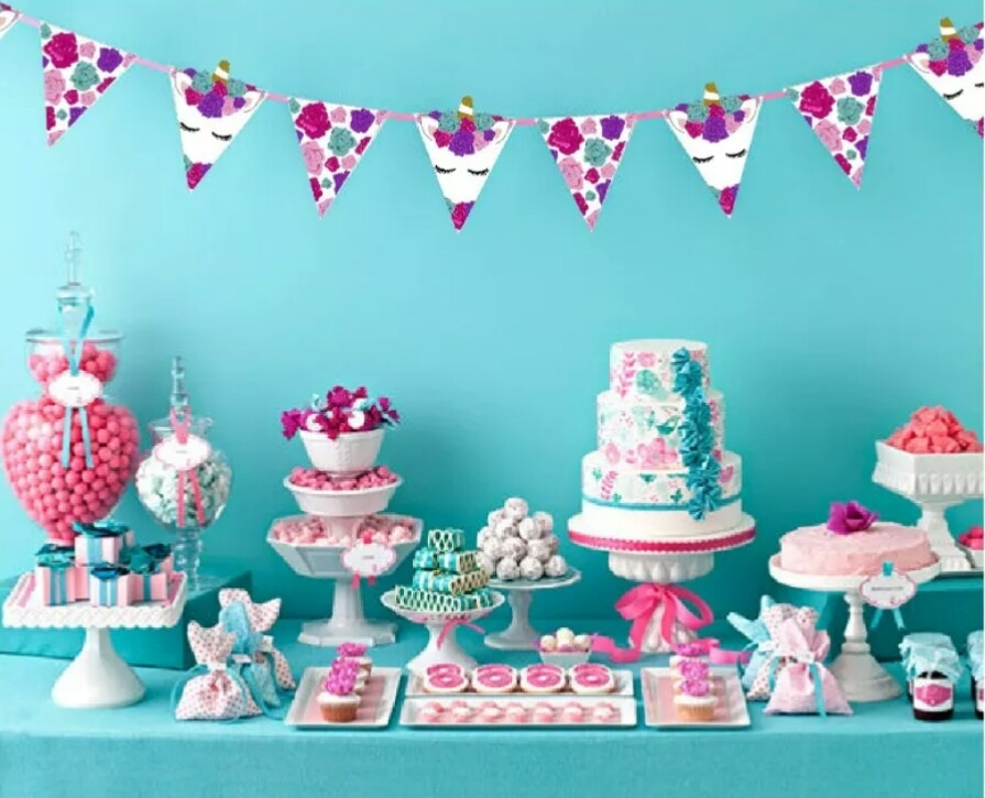 Decoracion Y Adornos De Mesas De Dulces Para Fiestas De Boda - Mesas-dulces