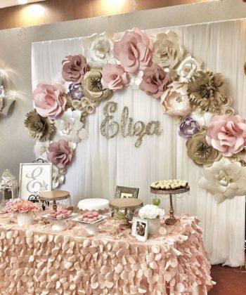 175 mejores mesas de dulces para fiestas de boda bautizo for Mesa de dulces para 15
