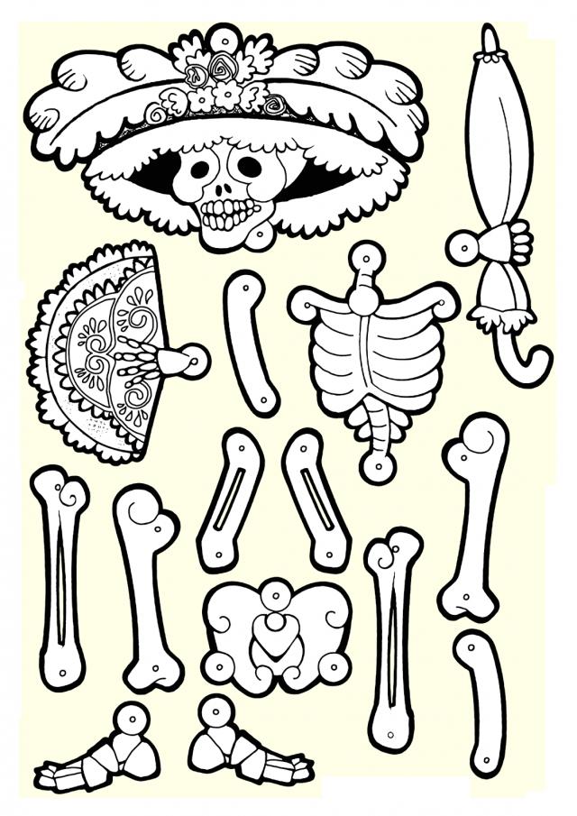 Decoración para Día de Muertos » Ideas, Adornos, Manualidades para ...
