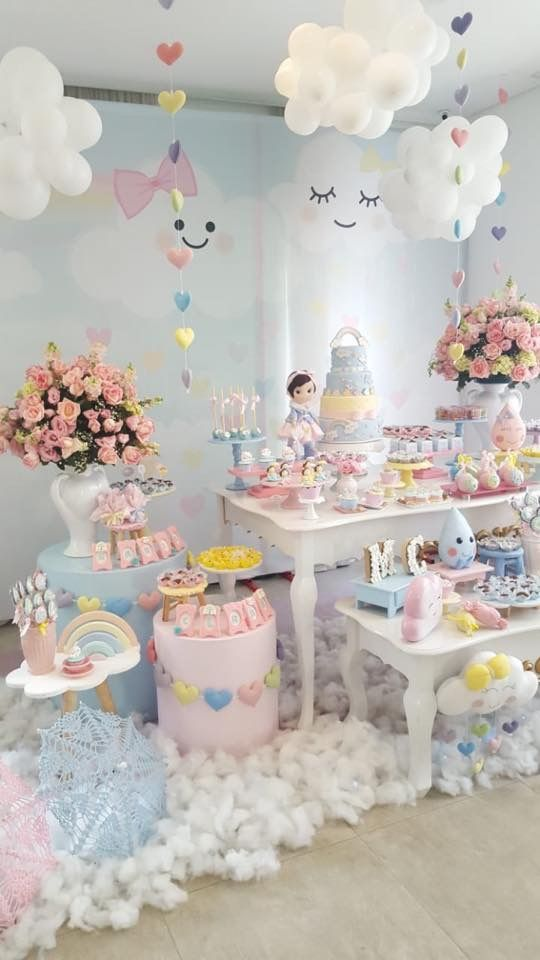 Ideas De Decoracion Baby Shower Nina.Centros De Mesa Arreglos Y Decoracion Para Baby Shower