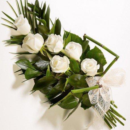 Centros De Mesa Y Arreglos Florales Con Rosas