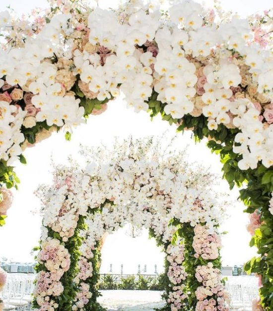 Centros De Mesa Arreglos Florales Y Decoración Con