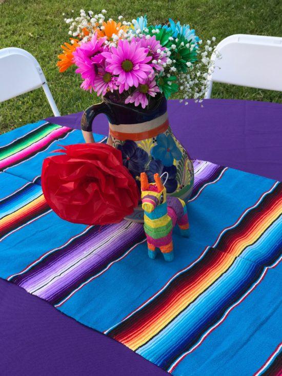 Centros De Mesa Boda Mexicana Arreglos Florales Y Decoración