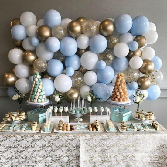 Ideas De Decoracion Baby Shower Nina.La Mejor Decoracion Baby Shower Para Nina Y Nino